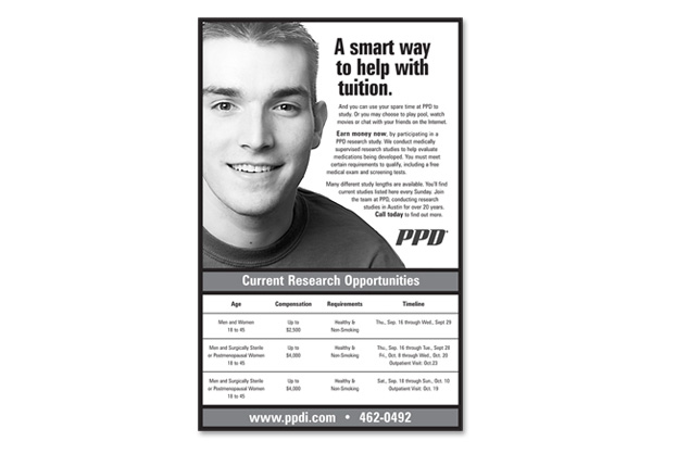 ppd study ad